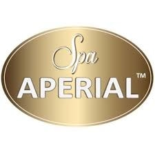 Spa Aperial Beauty Hair and Nail Brand Logo