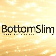 Bottom Slim Brand Logo