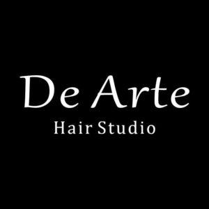 De Arte Hair Studio Brand Logo