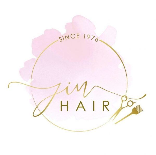 Jin Jin Hair Beauty Brand Logo