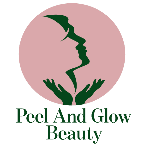 Peel and Glow Beauty Brand Logo