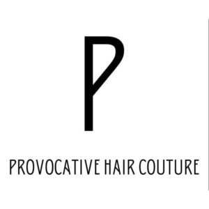 Provocative Hair Couture Brand Logo