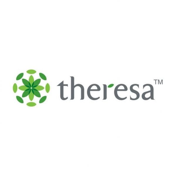 Theresa Body Skin Wellness Brand Logo
