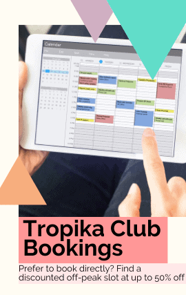 Tropika Club Deals - Shop Side 1