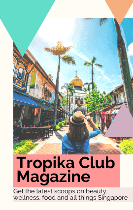 Tropika Club Magazine - Product Detail Side Image