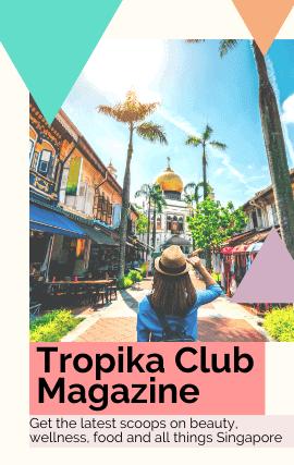 Tropika Club Magazine - Product Detail Side Image